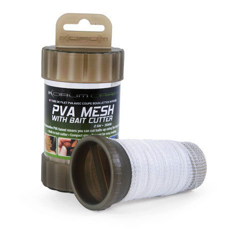 Korum PVA Mesh With Bait Cutter