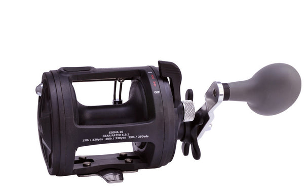 Shakespeare Sigma Multiplier Sea Reels 20lb &  30LB