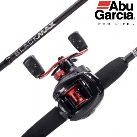 ABU BLACK MAX LOW PROFILE COMBO  BMAX-L/ 662M