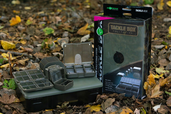 Korda Tackle Box Collection Complete KBOX16