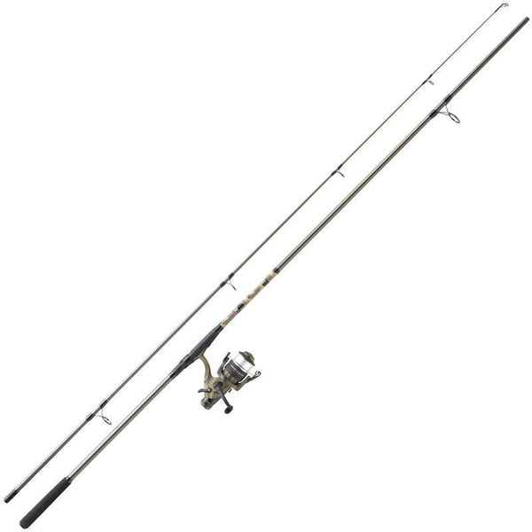 Mitchell Tanager Camo Carp Rod And Reel Combo