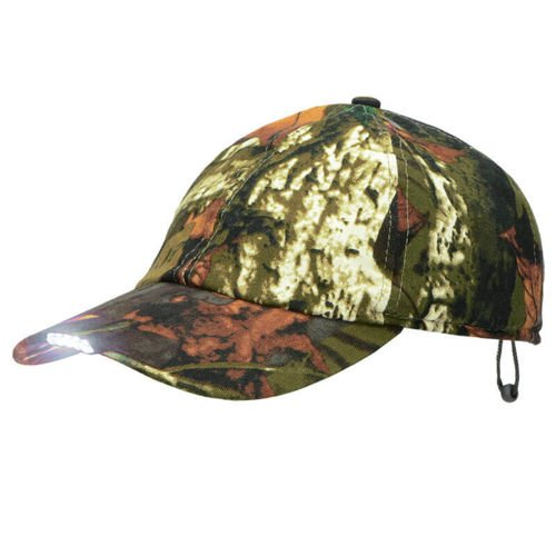 Jack Pyke Camo Wildflowers Cap With Torch.