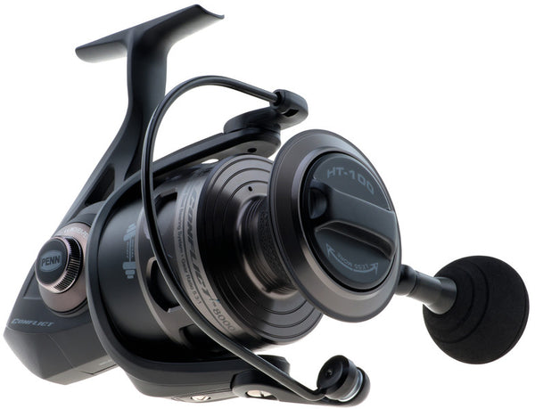 Penn Conflict 6000 & 8000 Sea and Catfish Reels