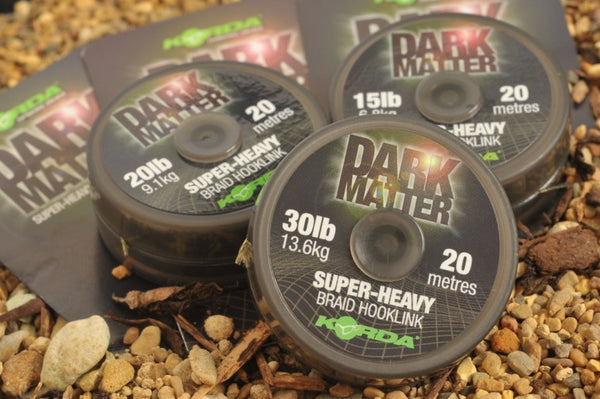 Korda Dark Matter Braid Hook Link