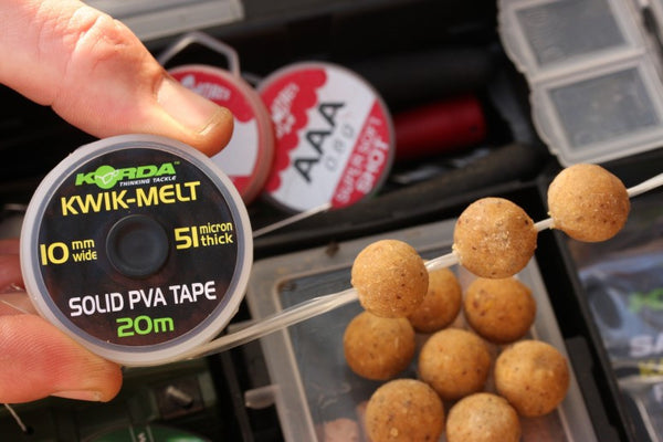 Korda Kwik Melt 10mm PVA Tape