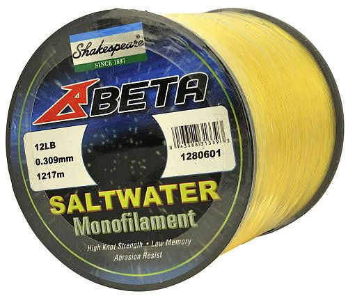 Shakespeare Beta sea mono Yellow