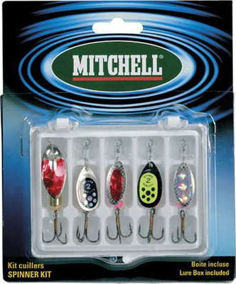 Mitchell Spinner Kit