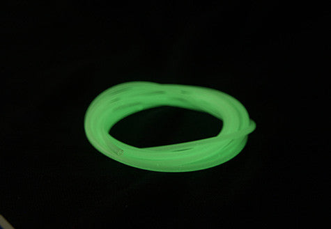 Gemini Genie Glow In the Dark PVC Rig Tubing (1 Metre)