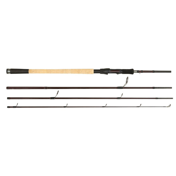 Abu Tormentor Travel Spin Rod  10ft   25-65