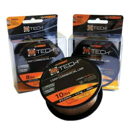Middy M-Tech Carp Commercial Line.