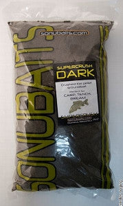Sonubait SuperCrush Groundbait Dark