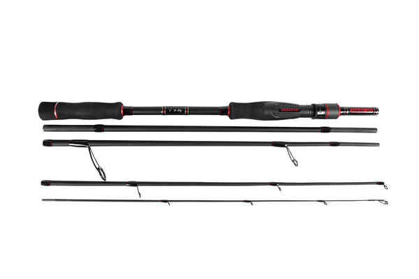 Korum Snapper Cult Travel 10-30g Rod