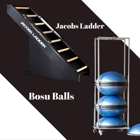 Used Jacobs Ladder & Bosy Balls