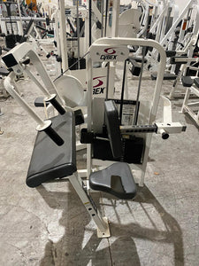Cybex Vr2 Arm Extension - USED - Buy & Sell Fitness
