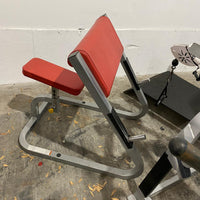 Cybex Preacher Curl Bench - USED - Buy & Sell Fitness