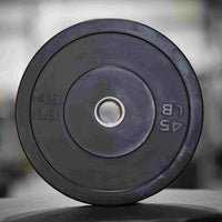 Core1 Premium Rubber Bumper Plates - Sold Individually - Buy & Sell Fitness