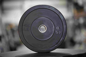 Core1 Premium Rubber Bumper Plates - Free Shipping - Sold Individually - Buy & Sell Fitness