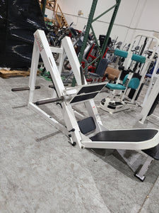 Cybex Plate Loaded Leg Press - Used - Buy & Sell Fitness