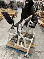 Hammer Strength Plate Loaded Leg Curl - Sold As Is - FREE SHIPPING - Buy & Sell Fitness