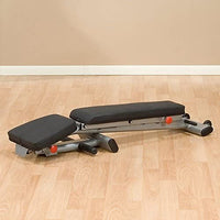 Body Solid Folding Adjustable Bench - Commercial Rated - Buy & Sell Fitness