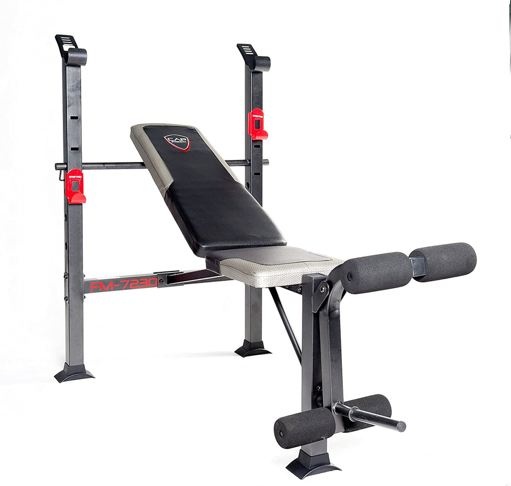Cap Standard Bench - Buy & Sell Fitness