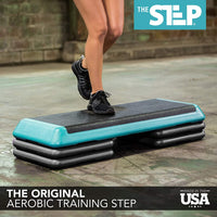 Aerobic Step + 4 Risers - Buy & Sell Fitness