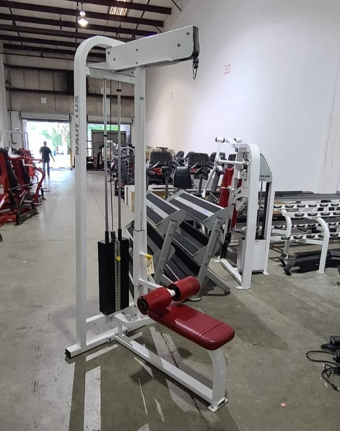 Nautilus Nitro Lat Pulldown - Used - Buy & Sell Fitness