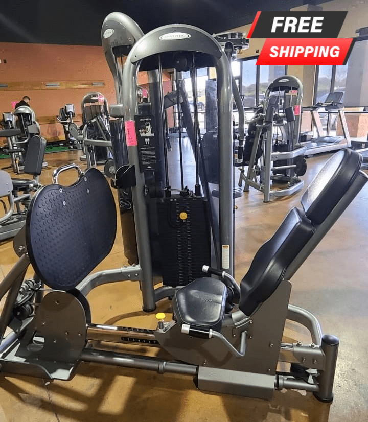 Matrix Aura Seated Leg Press - USED - Buy & Sell Fitness