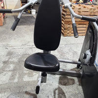 NAUTILUS ONE SHOULDER PRESS - USED - FREE SHIPPING - Buy & Sell Fitness