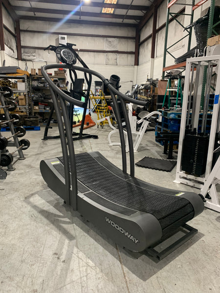Woodway Curve Treadmill - Refurbished - Buy & Sell Fitness