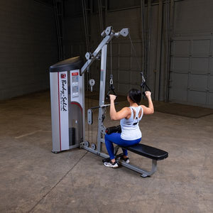 Body Solid Series II Lat Pulldown & Seated Row S2LAT - Buy & Sell Fitness