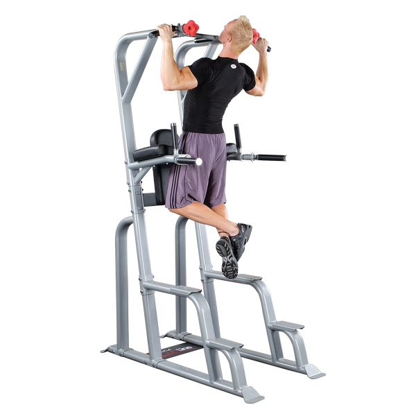 Body Solid Pro Clubline Vertical Knee Raise SVKR1000 - Buy & Sell Fitness
