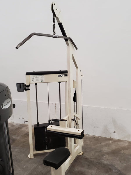 Cybex Trotter Lat Pulldown - Buy & Sell Fitness