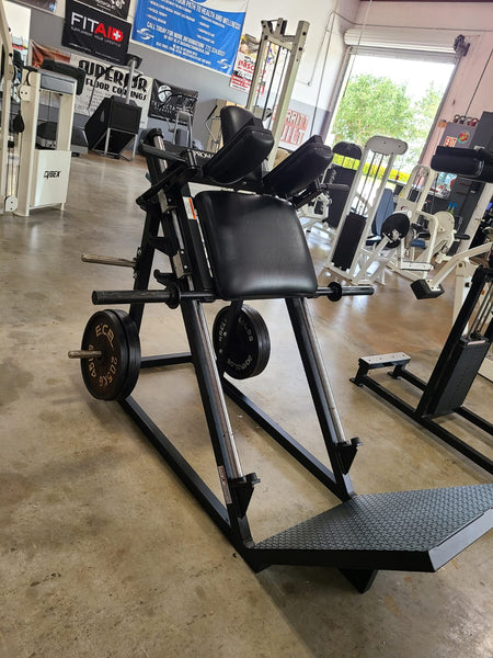 Promaxima Plate Loaded Hack Squat - Used - Buy & Sell Fitness