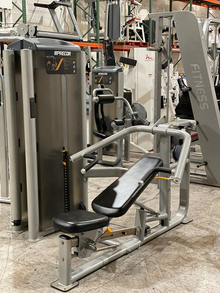 Precor Vitality Multi-Press (Chest / Shoulder Combo) - Buy & Sell Fitness
