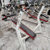 Cybex Decline Olympic Bench - Used As Is