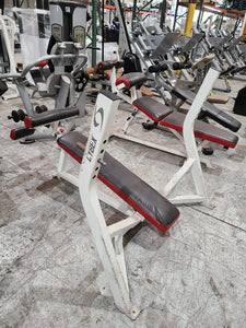 Cybex Decline Olympic Bench - Used As Is - Buy & Sell Fitness