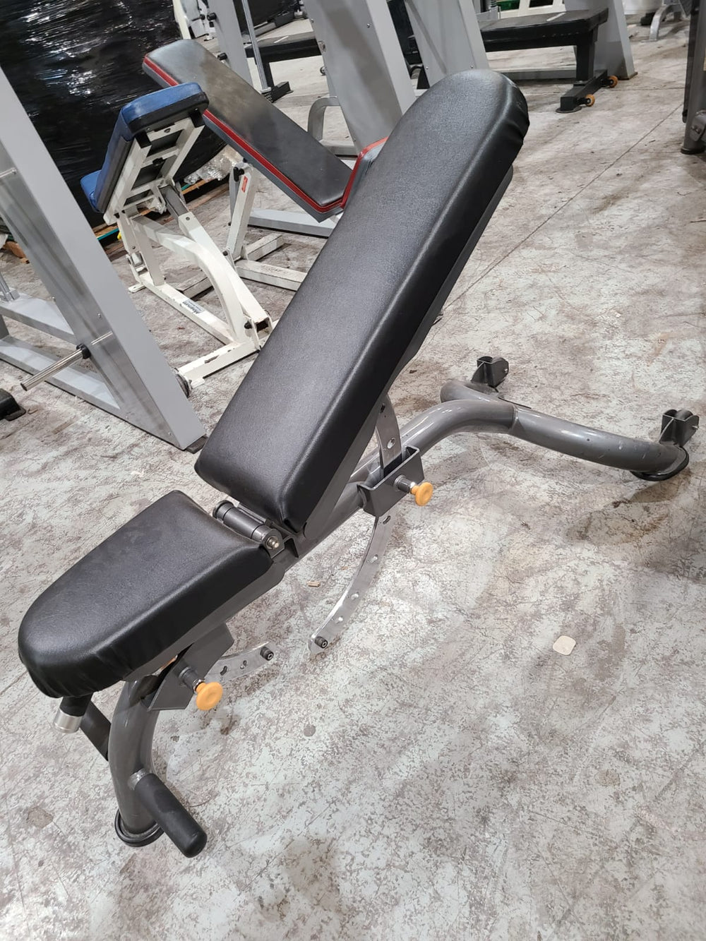 Matrix Adjustable Bench  - Used - Buy & Sell Fitness
