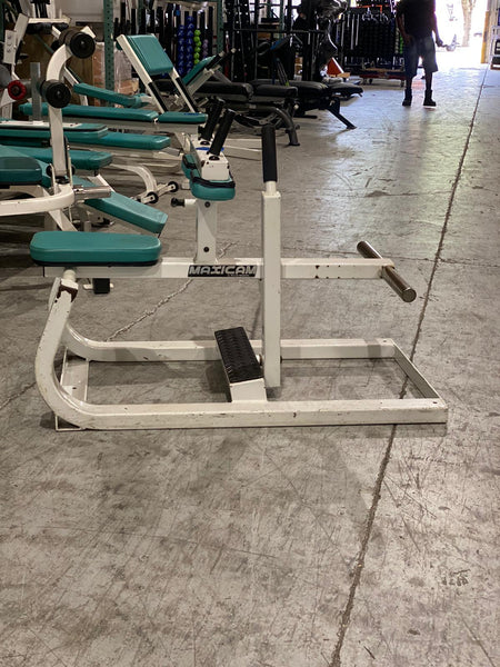 Maxicam Plate Loaded Calf - Used As Is - Buy & Sell Fitness