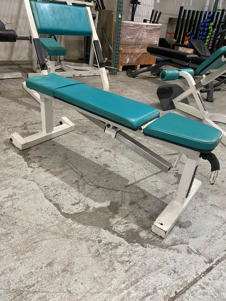 Maxicam Adjustable Bench - Used As Is - Buy & Sell Fitness