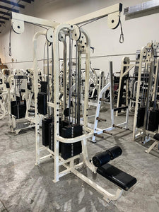 Life Fitness Pro1 8 Station Jungle Gym - Used - Buy & Sell Fitness