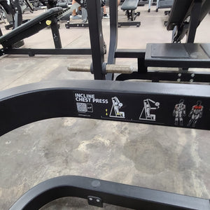 Technogym Pure Strength Incline Chest Press - Refurbished - Buy & Sell Fitness
