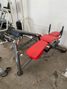 Matrix Ab Crunch Bench - Used - Buy & Sell Fitness