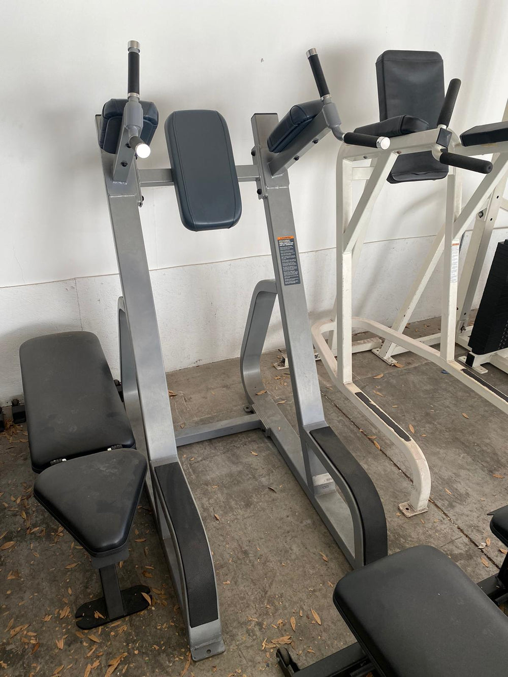 Precor Icarian Vertical Knee Raise VKR - Used - Buy & Sell Fitness