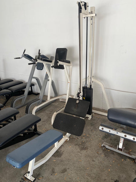 Magnum Cable Low Row - Used - Buy & Sell Fitness