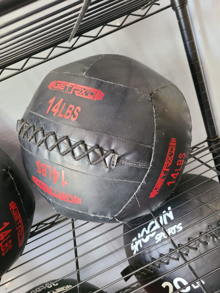 Used Medicine Balls - AVAILABLE FOR PICKUP & SHIPPING 7/10 - Buy & Sell Fitness