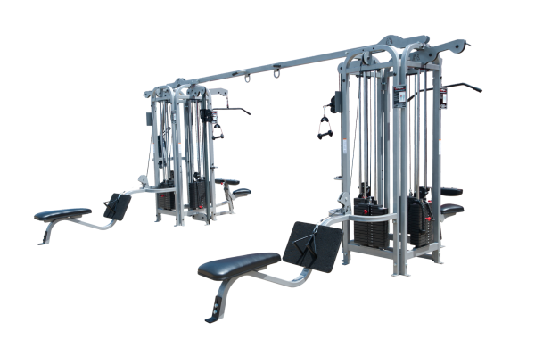 Promaxima Jungle Gym CM-708 2-Towers 8-Weight Stacks - Buy & Sell Fitness