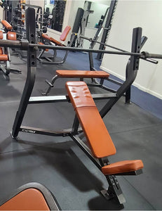 Cybex Olympic Bench Package - Flat + Incline - USED - Buy & Sell Fitness