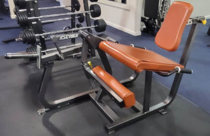 Cybex Plate Loaded Leg Extension - USED - Buy & Sell Fitness
