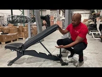Promaxima HD Adjustable Bench - Commercial Rated